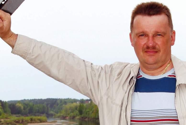 Dzelžu vīrs - traumatologs AIVARS BAUROVSKIS