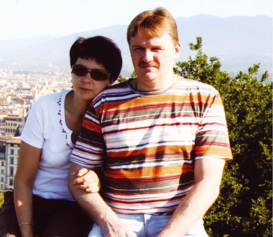 Ar sievu Ritu (viņa ir gastroenteroloģe Vidzemes slimnīcā) traumatologu kongresa laikā Madridē