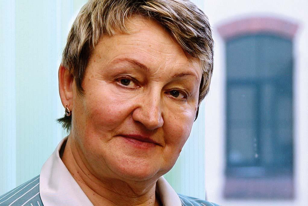 Viktorija Bindere, P. Stradiņa Klīniskās universitātes slimnīcas 44.nodaļas virsmāsa
