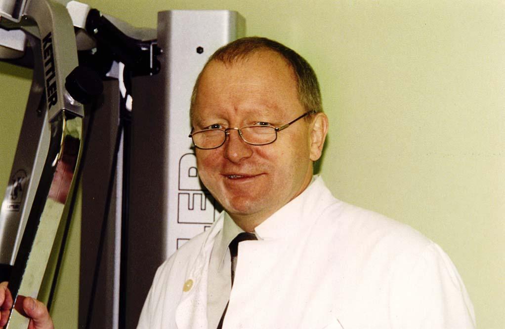 Andrejs Spridzāns, Dobeles un apkārtnes slimnīcas valdes priekšsēdētājs