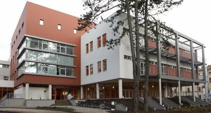 Bērnu klīniskās universitātes slimnīcas jaunais korpuss