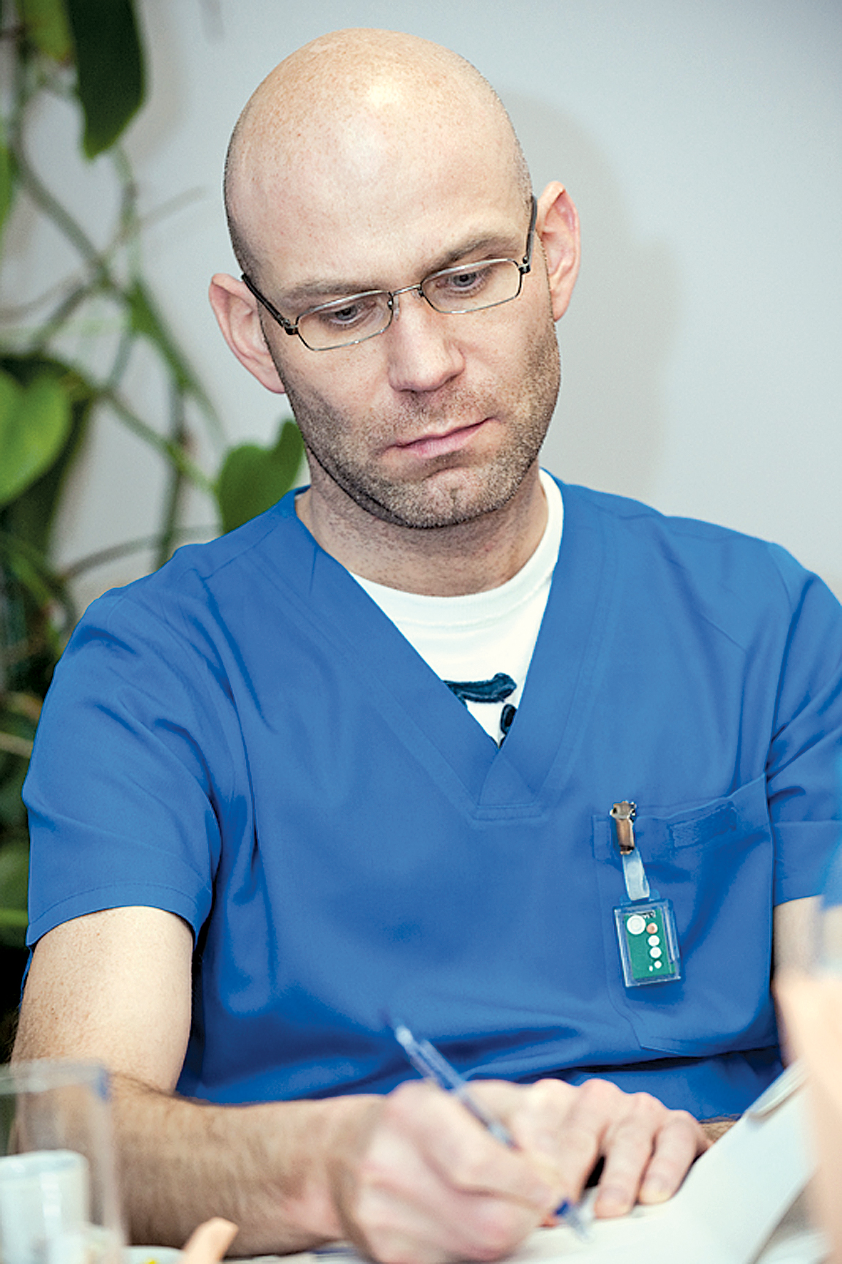 Kārlis TRUŠINSKIS, invazīvais kardiologs Paula Stradiņa Klīniskā universitātes slimnīca