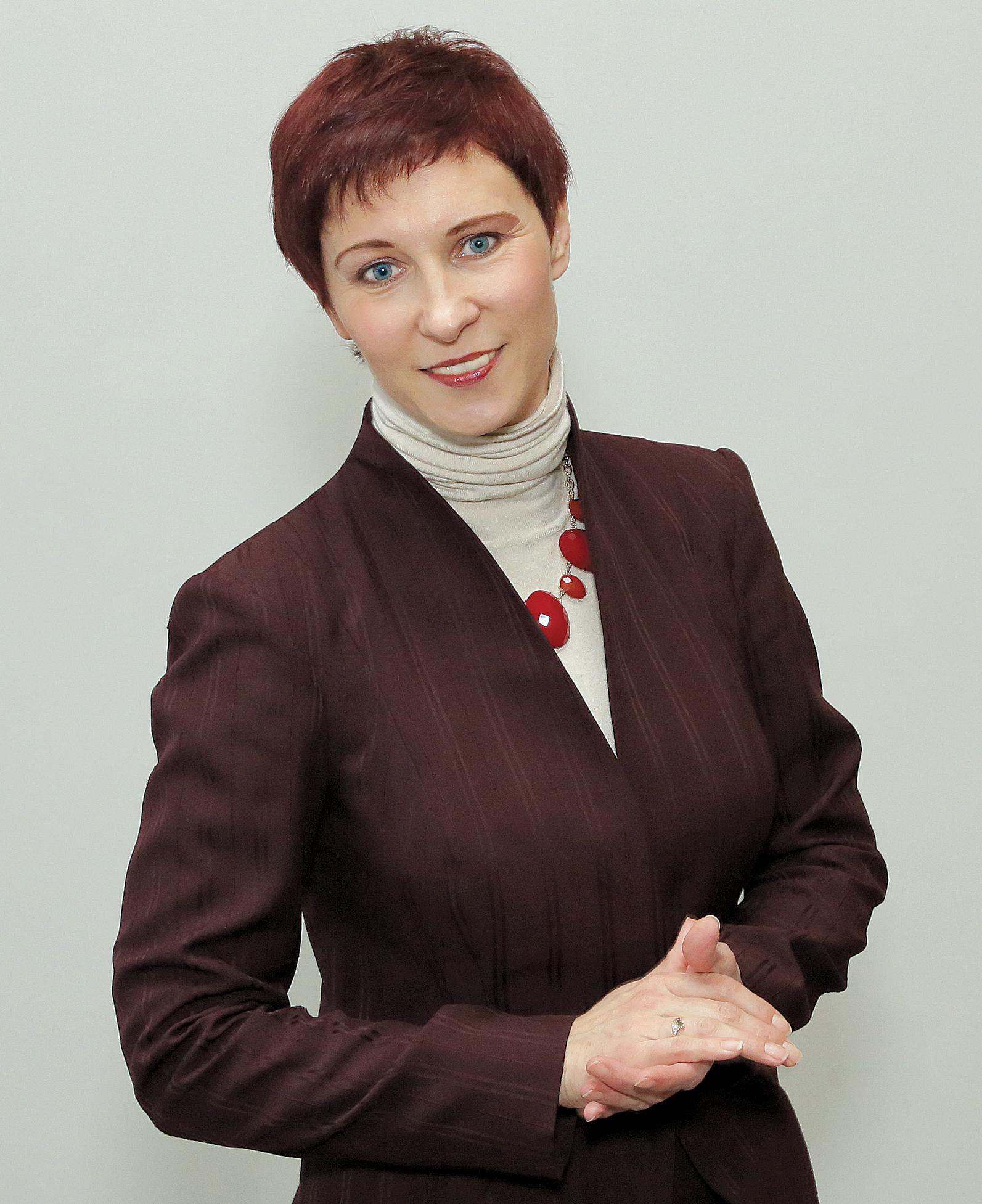 Kristīne Saleniece, farmaceite,  Latvijas Universitātes Medicīnas fakultātes docente