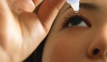 Sausās acs simptomu epidemioloģija pēc kataraktas ķirurģijas