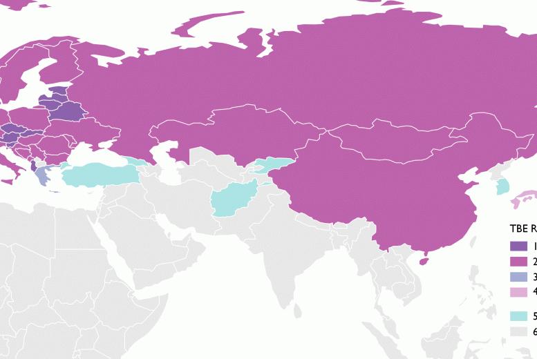 Ērču encefalīts Eiropā: epidemioloģija, diagnostika, profilakse un ārstēšana