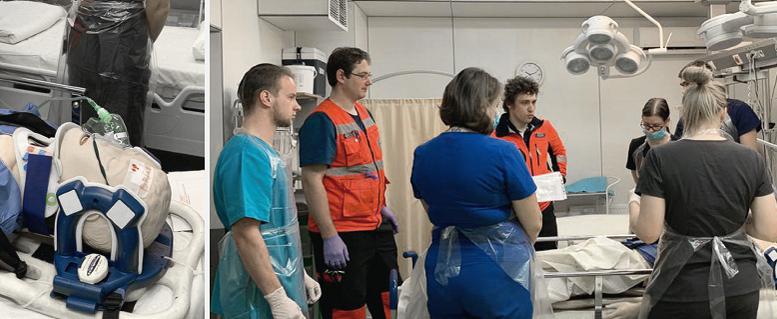 Simulāciju medicīna. No Anniņas līdz virtuālajai realitātei