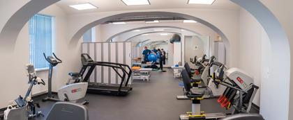 Rehabilitācijas telpas