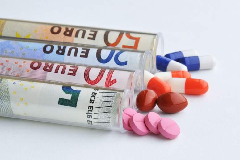 Zāļu cenas. Redzamais un neredzamais