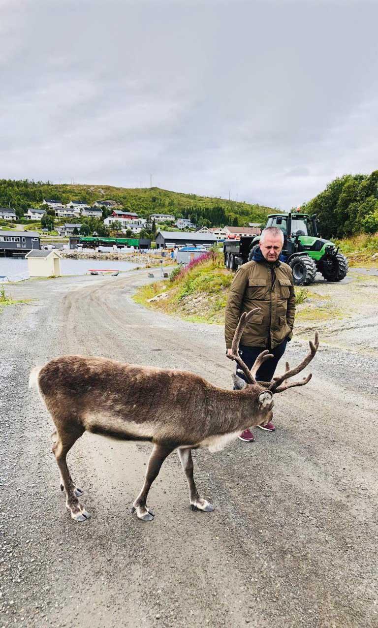 Ceļojumi un iespaidi. Norvēģijā