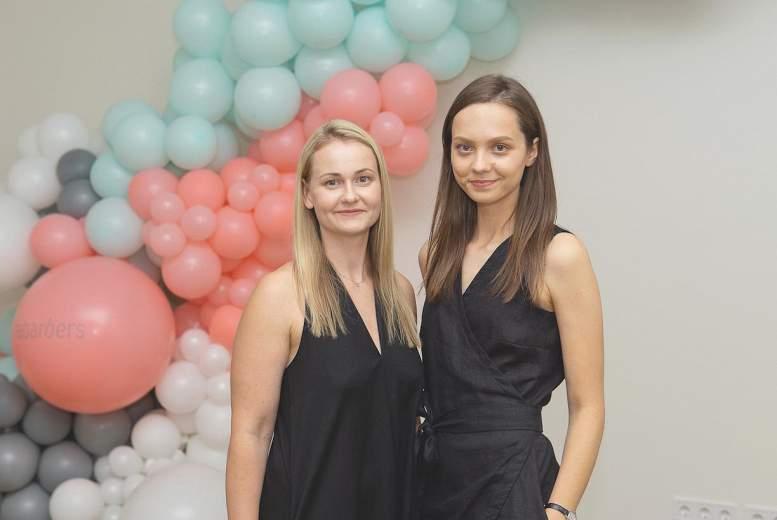 Linda Libeka un Katrīna Selecka ir ne tikai jaunās pediatres, bet arī jaunās sociālās uzņēmējas