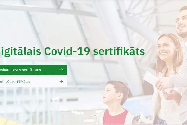 Kam būs obligāts Covid-19 sertifikāts?