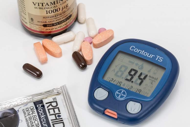 Ilgtermiņa komplikācijas gados jauniem 2. tipa cukura diabēta pacientiem