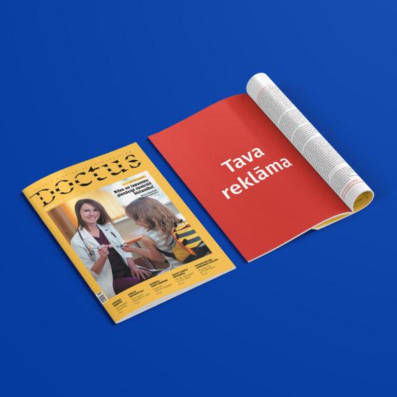Reklāma žurnālā